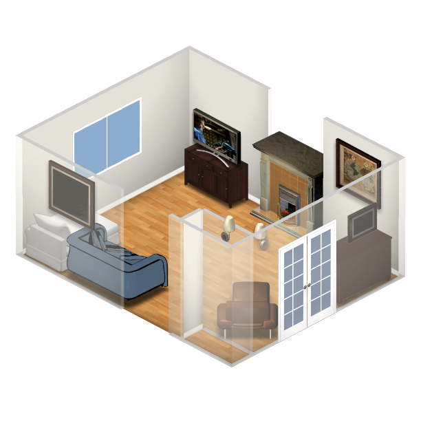 Room planning room planning with conceptdraw cool design Room planner free